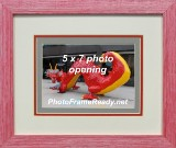 5x7 Photo Openings
