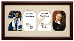 Graduation Year 2020 Collage Photo Frame for 4 - 5x7 Photos
