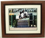 Wall Mount Brown Picture Frame Rope 8x10 Photo opening or Certificate document frame