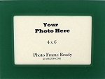 Table Top Photo Frame Color Acrylic 4x6 Dark Grass Green Childrens Accessories