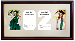 Graduation Year 2021 Collage Photo Frame for 4 - 5x7 Photos
