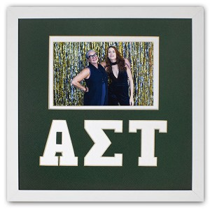 Alpha Sigma Tau Friendship Frame
